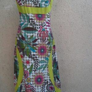 Robe Kali Longue, Sarah green, Kaliyog, LaTribuDistrib.com