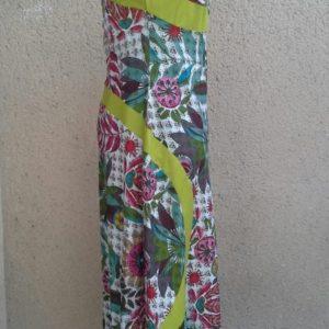Robe Kali Longue, Sarah green, Kaliyog, LaTribuDistrib.com (2)