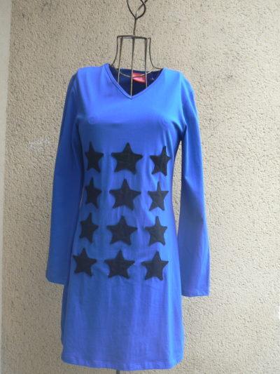 Robe étoile, Robe Saya, www.LaTribu.shop