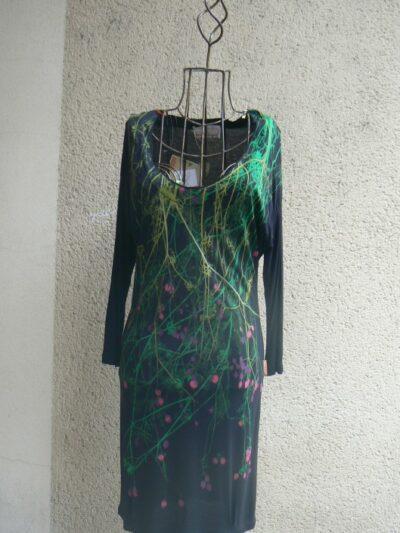 Robe Olive, Mamatayoe, www.LaTribu.shop