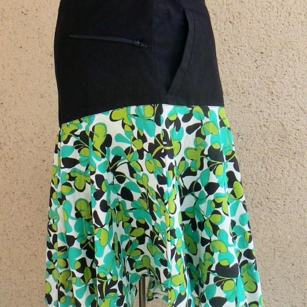 Jupe Sham, Lubi green, Kaliyog, LaTribuDistrib.com