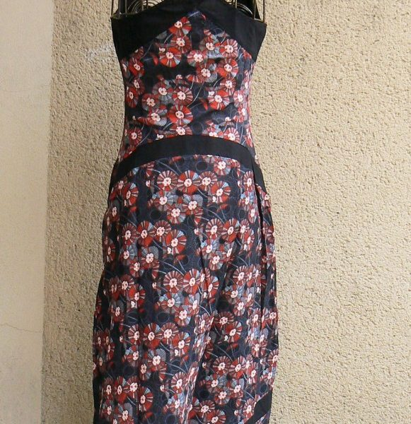 Robe Kali longue, Pak Black, Kali Yog, www.LaTribu.shop (2)
