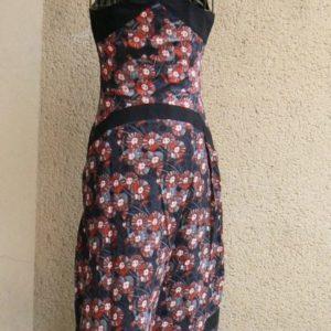 Robe Kali longue, Pak Black, Kali Yog, www.LaTribu.shop (2)