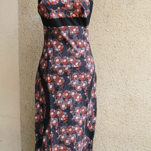 Robe Kali longue, Pak Black, Kali Yog, www.LaTribu.shop