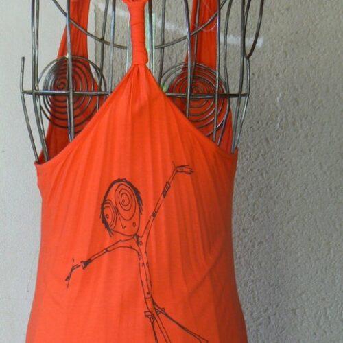 Top Mali, Orange, Kaliyog, www.latribu.shop