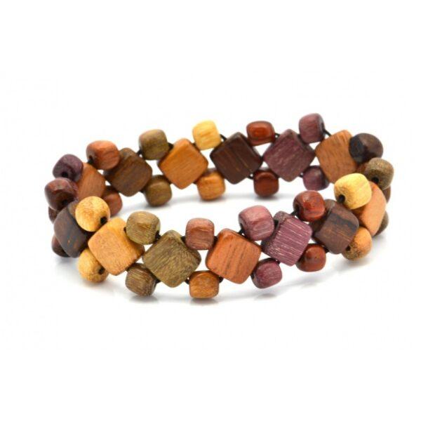 Bracelet Grenita, Multibois, www.latribu.shop