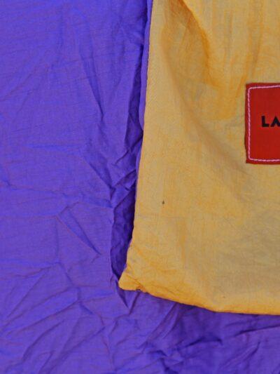 Hamac en toile de parachute, Jaune violet www.latribu.shop