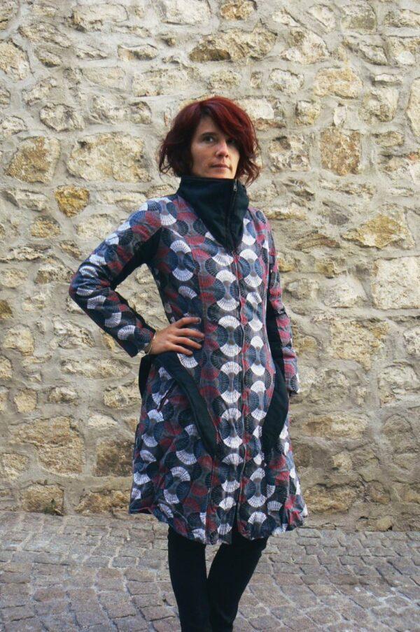 atazie jacket wax grey kaliyog www.latribu.shop