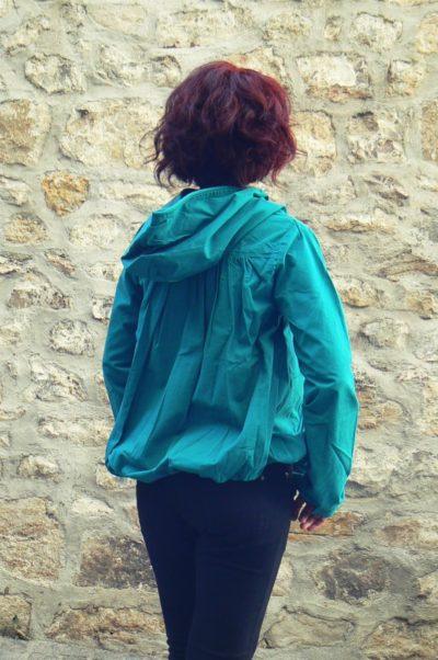 ninja jacket green kaliyog www.latribu.shop