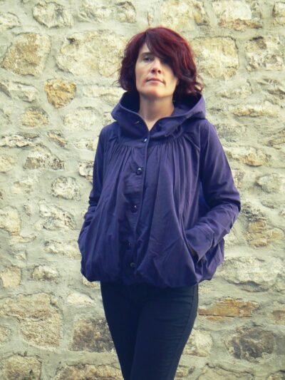 ninja jacket purple kaliyog www.latribu.shop