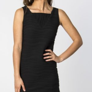 Robe Lilith, Skunkfunk, Black, www.LaTribu.shop