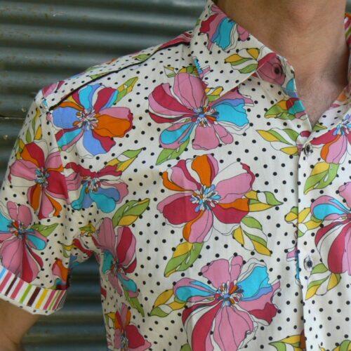 Chemise homme, Baisap, Bankok, www.LaTribu.shop (2)