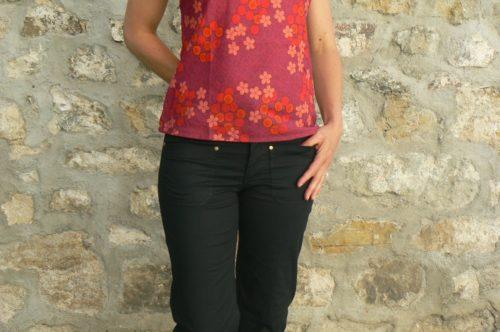 Pantalon, Princesse Nomade, Black, www.LaTribu.shop