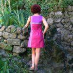 Robe Kly, Kali Yog, Pink, www.LaTribu.shop