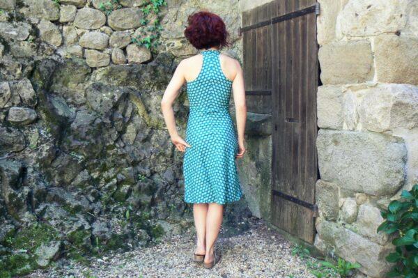 Robe Penelope, Kali Yog, Mod blue, www.LaTribu.shop
