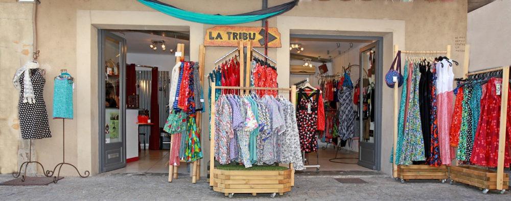La Tribu, notre boutique en Ardèche.