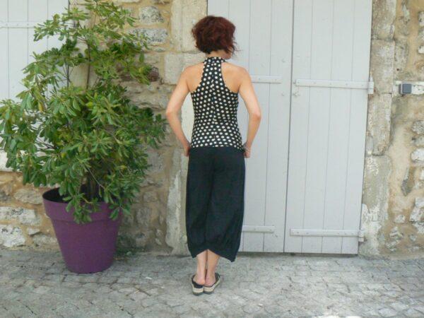 Top Penelope, Bla-Bla, Black dot, www.LaTribu.shop