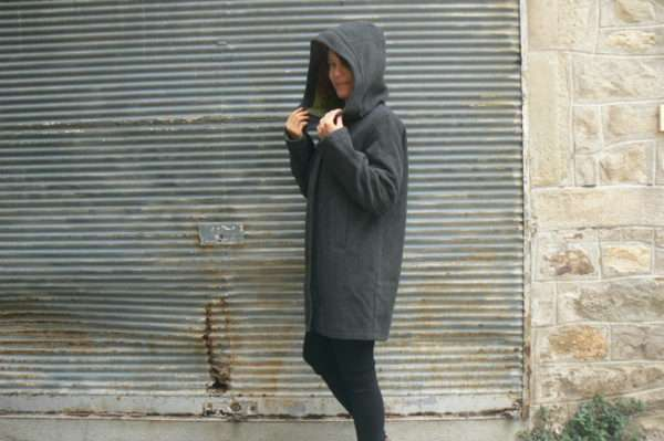 Manteau John Girl, Kali-Yog, www.LaTribu.shop