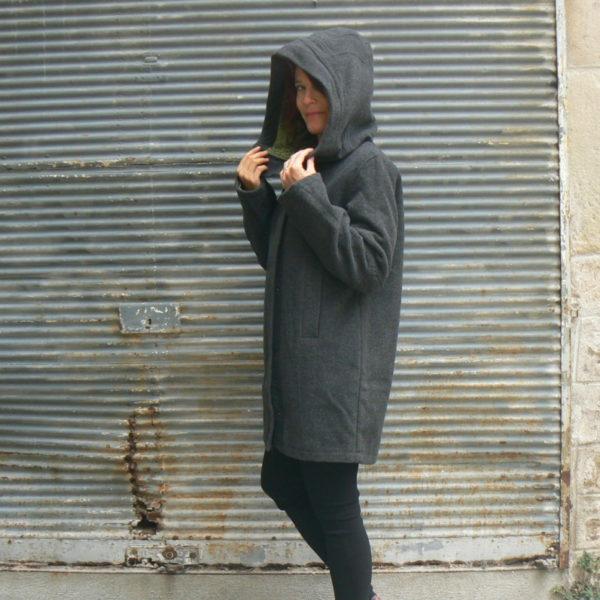 Manteau John Girl, Kali-Yog, www.LaTribu.shop