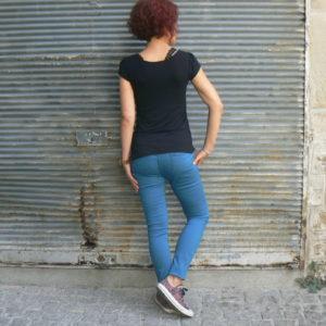 Pantalon Jikka, La Fiancée du Mékong, Colvert, www.LaTribu.shop