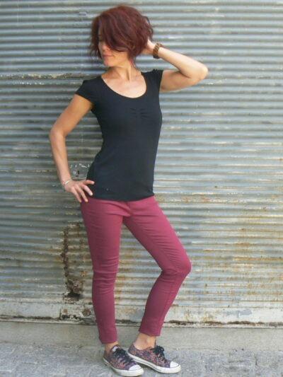 Pantalon Jikka, La Fiancée du Mékong, Prune, www.LaTribu.shop (1)
