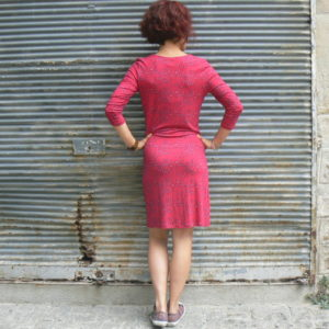 Robe Archipel, La fiancée du Mékong, Hozo cerise, www.LaTribu.shop (4)