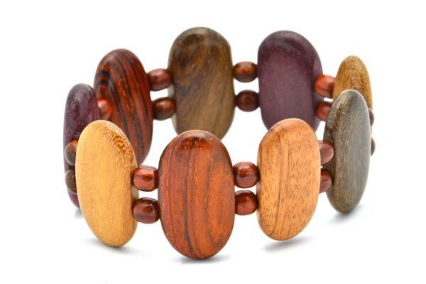 Bracelet Joy, Multibois, www.LaTribu.shop