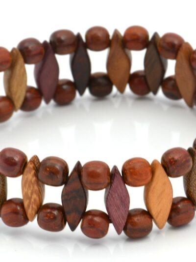 Bracelet Olympia, Multibois, www.LaTribu.shop