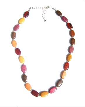 Collier Serrenella, multibois, www.LaTribu.shop