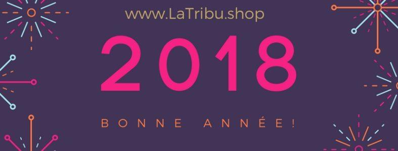 2018, www.LaTribu.shop