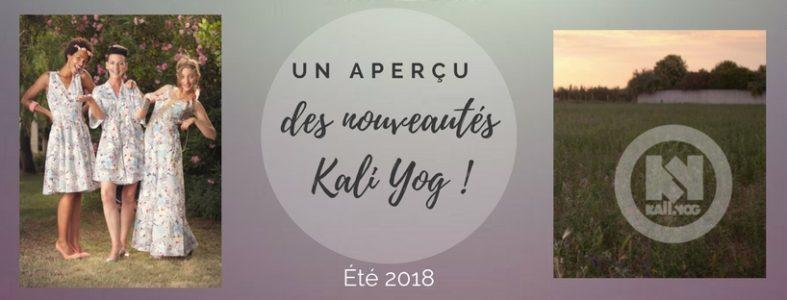 La nouvelle collection Kali Yog, www.LaTribu.shop
