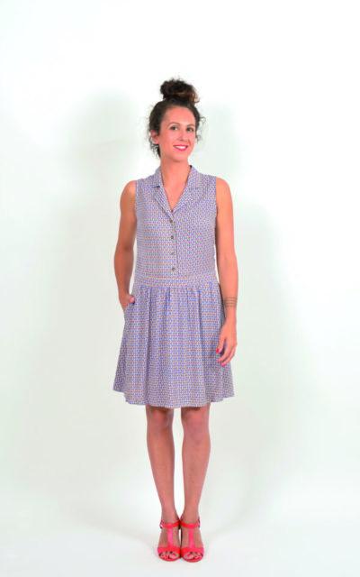 Robe Princesse Nomade Rond3, www.LaTribu.shop