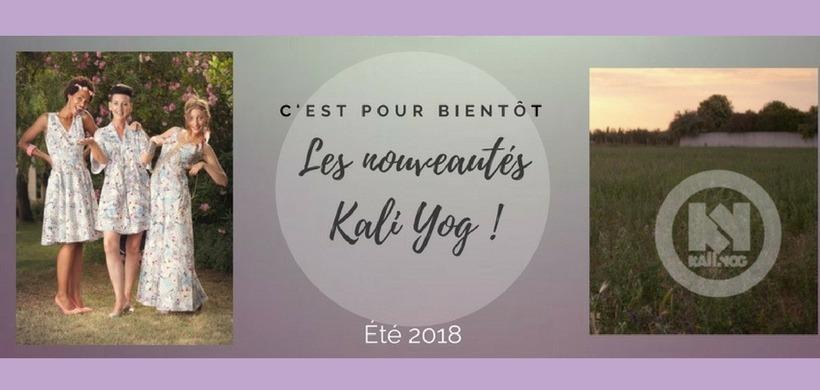 Kali-Yog 2018 en approche, heeeeha !