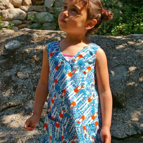 Robe enfant Bla-Bla Sati, www.LaTribu.shop