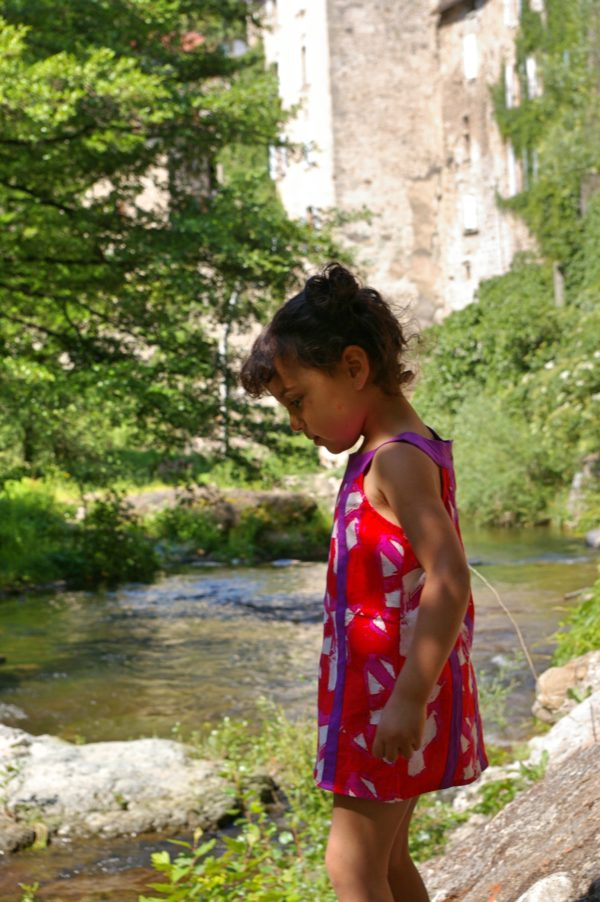 Robe enfant Kali Yog Cléo, www.LaTribu.shop (1)