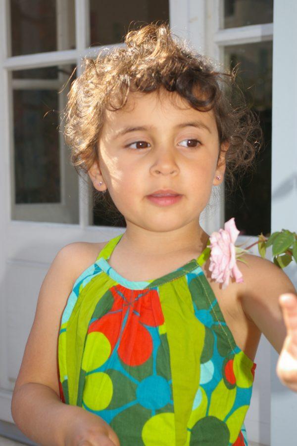 Robe enfant Kali Yog bonbon, www.LaTribu.shop