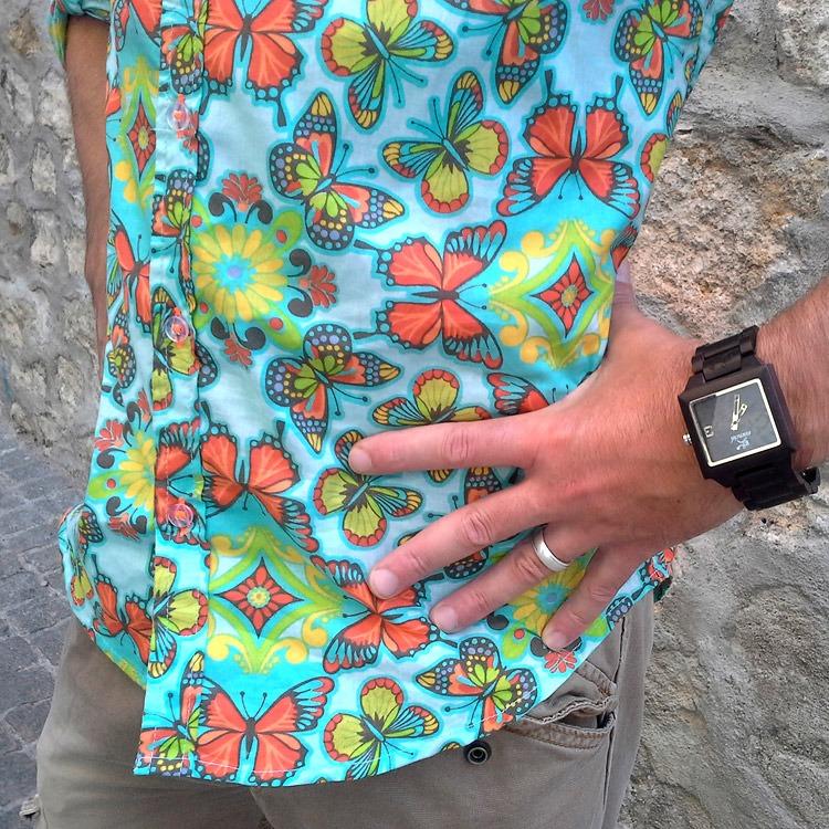 Chemises homme Kali Yog