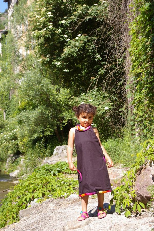 Robe Mali Poudre de Perlimpinpin, www.LaTribu.shop