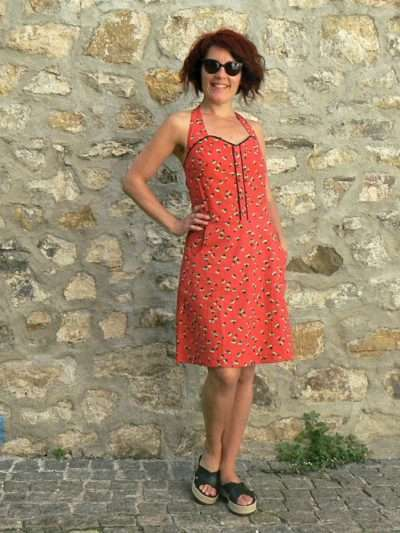 Robe Princesse Nomade Light6, Red, www.LaTribu.shop