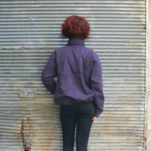 Manteau Kali Yog Froggy, Purple, www.LaTribu.shop