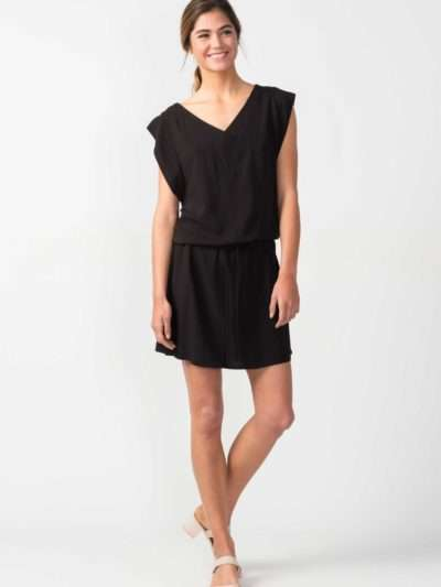Robe Skunkfunk Dilte, Black, www.LaTribu.shop