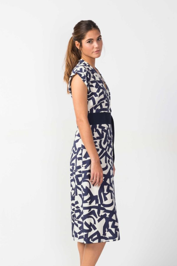 Robe Skunkfunk Nuria, www.LaTribu.shop