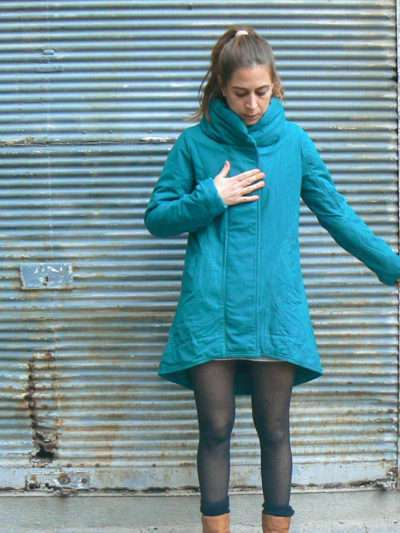 Manteau Kali-Yog Cosmos, Duck, www.LaTribu.shop (2)