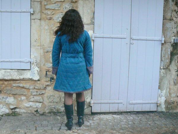 Manteau Kali-Yog Tibetan, Blue, www.LaTribu.shop (4)