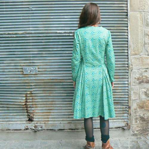 Robe Kali-Yog Folie, Green, www.LaTribu.shop (3)