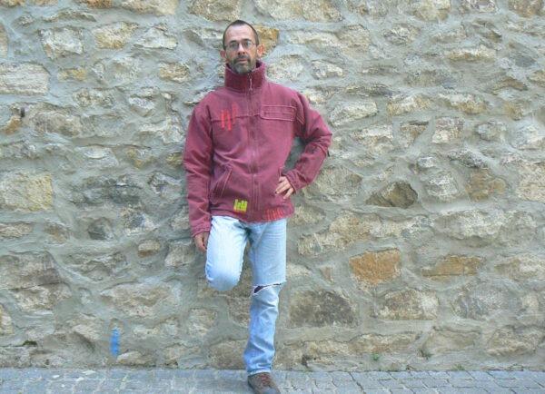 Veste Kali-Yog Aero, Brick, www.LaTribu.shop (1)