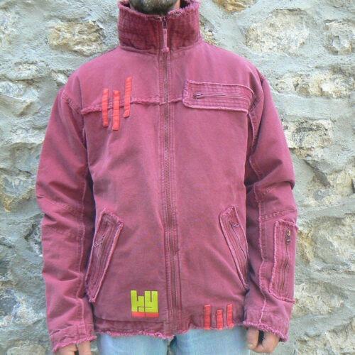 Veste Kali-Yog Aero, Brick, www.LaTribu.shop (2)