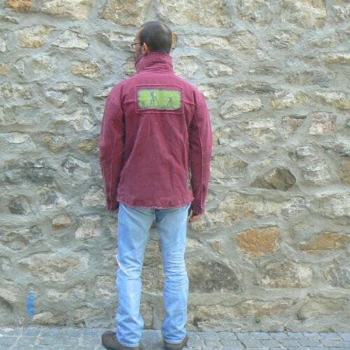 Veste Kali-Yog Aero, Brick, www.LaTribu.shop (4)