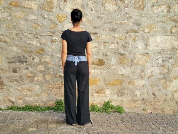 Pantalon Kali-Yog Yogi, Black, www.LaTribu.shop (3) allégée