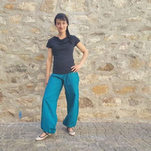 Pantalon Kali-Yog Yogi, Duck, www.LaTribu.shop (1)